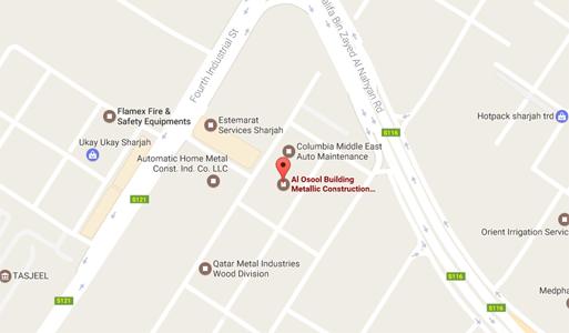 Contact Us Al Fayrouz Metal Manufacturing L L C Http
